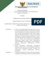 PERMENDES NOMOR 5 TAHUN 2016 TENTANG PEMBANGUNAN KAWASAN PERDESAAN_940597.pdf
