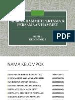Persamaan Hammet