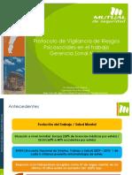 PPT Difusión Protocolo Psicosocial 2016