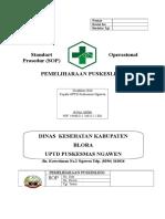 SPO Pemeliharaan puskesling.doc