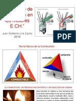 Combustion ECH