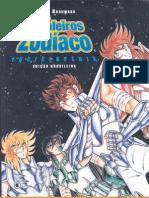 Enciclopedia Cavaleiros Do Zodiaco