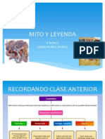 MITO Y LEYENDA 6°