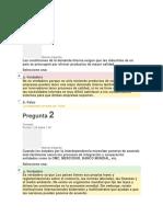 Evaluación Comercio Internacional Unidad 1 Asturias