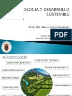Agroecoelogía y El Agroecosistema