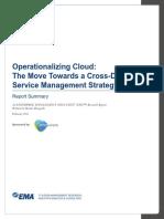 Cloud vs ITIL