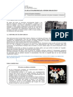 7º Coordinación - Guia de Autoaprendizaje Sobre Genero Dramatico