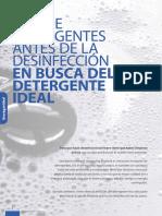USO DE DETERGENTES ANTES DE LA DESINFECCIÓN EN BUSCA DEL DETERGENTE IDEAL.pdf