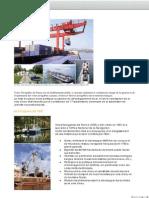 Cours Voies Navigables Ouvrages Maritimes Procedes Generaux de Construction