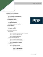 Indice Para Informe Final de Los Finalisisimos