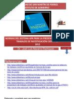 Normas APA 6edicion Instituto de Gobierno201112 160212003945