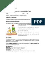 Colegio Le Monde Bases de La Institucionalidad Politica