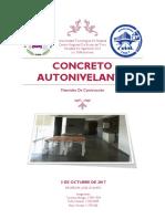 Concreto Autonivelante (kelly Nuques)