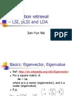 LSI-pLS-LDA