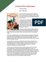 Pedang Pusaka Dewi Kahyangan.pdf
