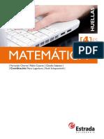 Huellas Matemática 4 INDICE_14332015_093331 (1)