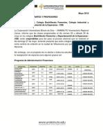 0523 Clases Proceso Electoral