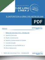 Ponencia Hormigón Proyectado en Metro l2 Lima-23042016.Definitiva