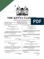 Gazette Vol. 68 6–6–2018 (Appointments) (1) JUNE 2018