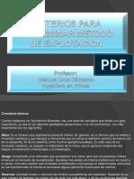 2 VARIABLES Y FACTORES PARA METODO EXPLOTACION.pptx