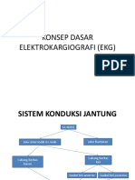 Konsep Dasar Elektrokargiografi (Ekg)