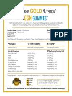 Cgn 01092 Vitaminc Gummies