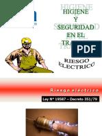 10. Riesgo Electrico