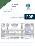 Iglesia Bautista Betania Info