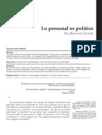 Dialnet-LoPersonalEsPolitico-3324087
