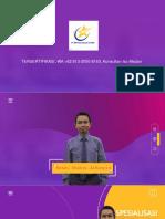 TERSERTIFIKASI, WA +62 813-2000-8163, Konsultan Iso Medan