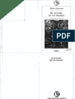 Alain Guerreau - El futuro de un pasado. La edad media en el siglo xxi.pdf