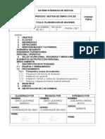 Pgp42 Procedimiento Elaboracion de Gaviones