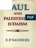 BOOK_Paul and Palestinian Judaism