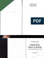 Cristophe Andre - Imperfecti, Liberi Si Fericiti
