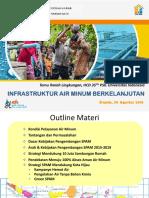 Infrastruktur Air Minum Berkelanjutan Direktur Pengembangan Sistem Penyediaan Air Minum.pdf