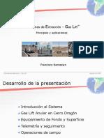 Sistemas de Extracción - Gas Lift Ingeniería