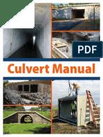 Culvert Design 2016