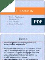 Spektroskopi Uv