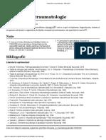 Ortopedie Și Traumatologie - Wikipedia