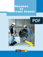 Hazards of Confined Spaces 2004