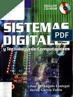 SISTEMAS DIGITALES y Tecnología de Computadores. Angulo Usategui.