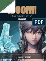 Boom Ilustracion en El Manga