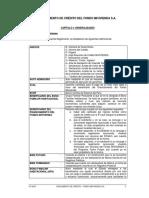 Reglamento de Crédito Del Fondo Mivivienda s.a. 01-06-07