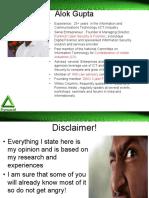 Alok Gupta_ Pyramid Presentation