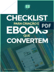 eBook Checklist eBooks