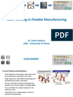 Task Planning in Flexible Manufacturing