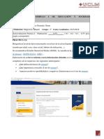 Prácticas Del Módulo i y II de Educación y Sociedad Gema López