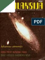 Galaksija Broj 4-Juni 1972.Godine