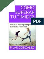 Gonzalez Pilar - Como Superar Tu Timidez