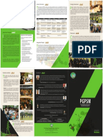 PGPSM Brochure